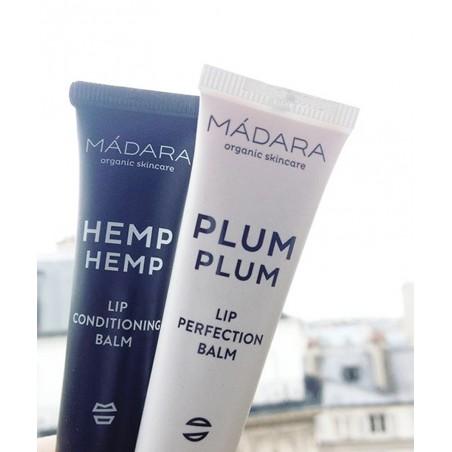 MADARA Beauté green Soin lèvres bio réparer hydrater protéger