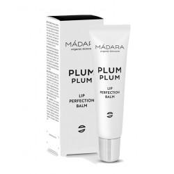 MADARA cosmétique bio Baume Lèvres tube Plum Plum hydrate nourrit karité végétal naturel