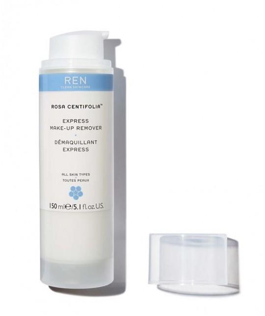 Rosa Centifolia Express Make-Up Remover clean skincare