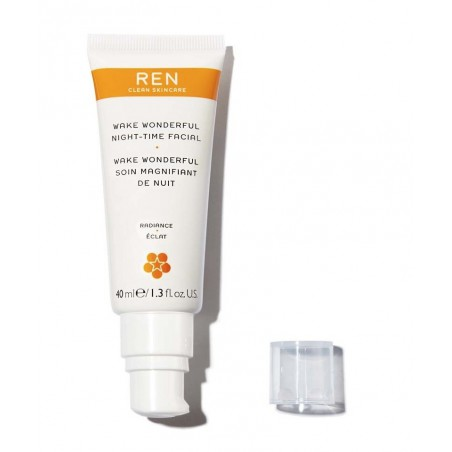 REN clean skincare - Wake Wonderful Soin Magnifiant de Nuit