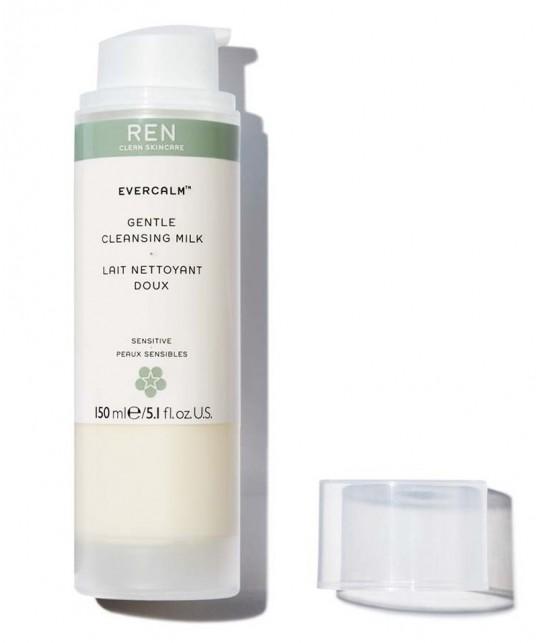 REN Skincare - EverCalm Lait Nettoyant Doux