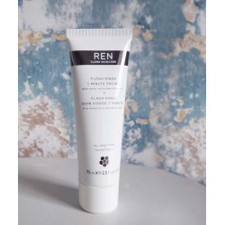 REN Flash Rinse 1 Minute Facial clean skincare vegan