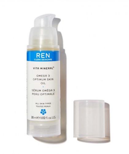 REN Vita Mineral Omega 3 Optimum Skin Oil Serum Öl clean skincare