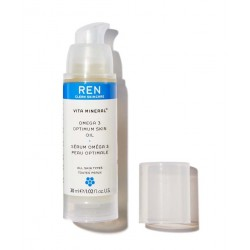 REN Skincare - Vita Mineral™ Sérum Omega 3 Peau Optimale