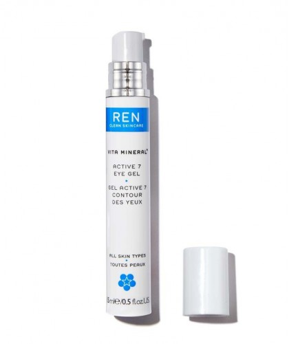 REN Vita Mineral Active 7 Eye Gel clean skincare vegan