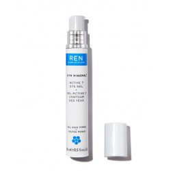 REN Skincare Vita Mineral Gel Contour des Yeux soin hydratant naturel végétal cernes