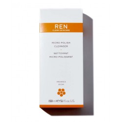 REN Exfoliant naturel teint terne végétal acides de fruits papaye clean skincare -