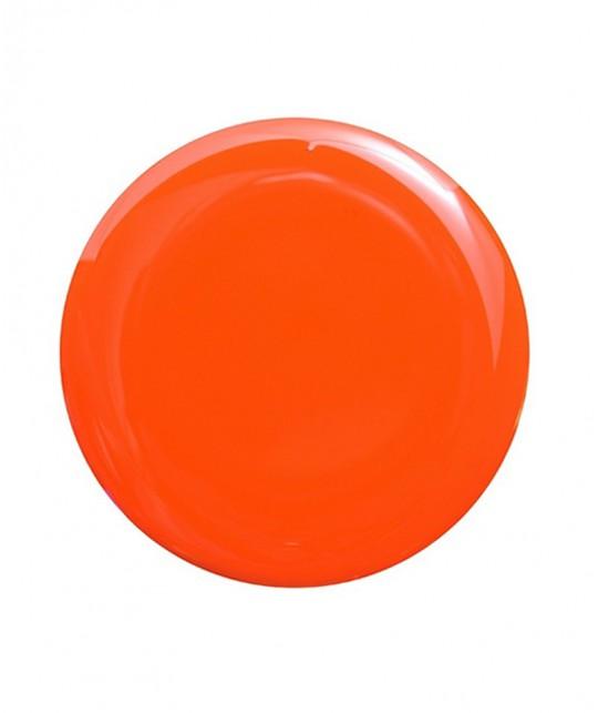Manucurist Nail Polish UV Orange N°1 vegan cruelty free made in France swatch