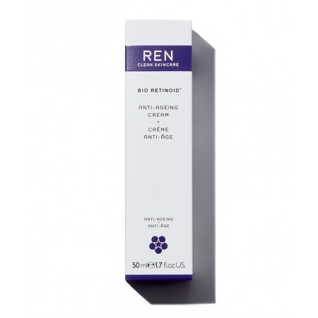 REN soin visage naturel végétal Crème jour nuit Reconstituante peau mature anti-âge anti-rides plantes