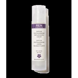 REN clean Skincare - Sirtuin Phytohormone Crème anti-âge Reconstituante naturel anti-rides peau mature bio