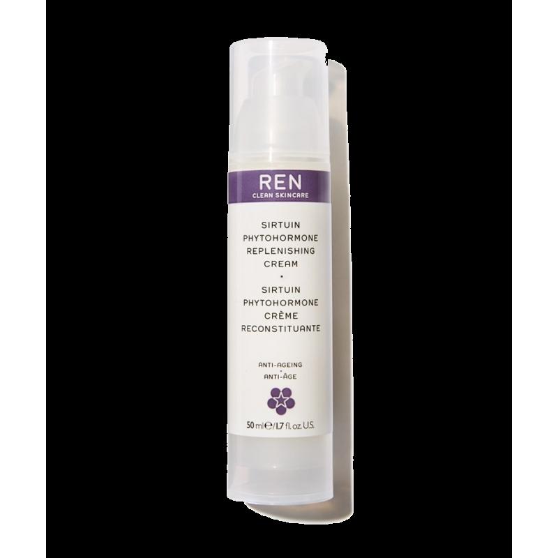 REN Skincare - Sirtuin Phytohormone Crème Reconstituante