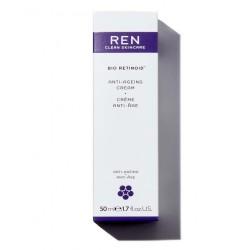 REN Skincare - Bio Retinoïd Crème  rides ridules naturel retinol anti-âge vegan teint