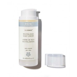 REN clean skincare - V-Cense™ Crème de Nuit Revitalisante