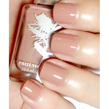Priti NYC - Vernis à Ongles non-toxique Spring Song beige chaud