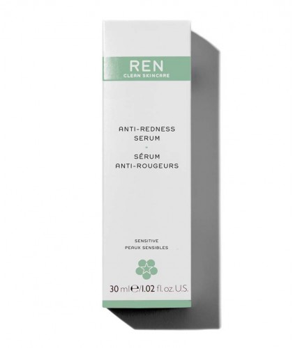 REN skincare EverCalm Sérum Anti-Rougeurs clean skincare vegan
