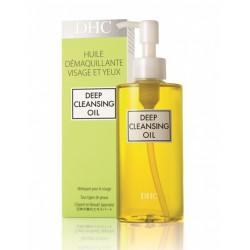 DHC - Huile Démaquillante Pureté Deep Cleansing Oil (grand format 200ml)