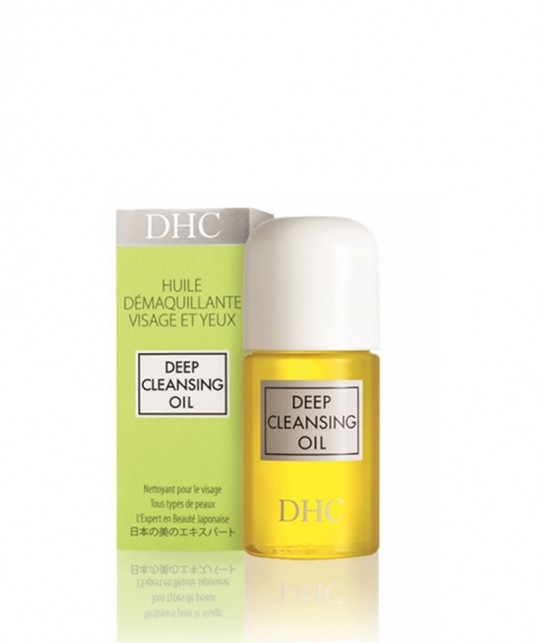 DHC Deep Cleansing Oil 30ml mini travel size
