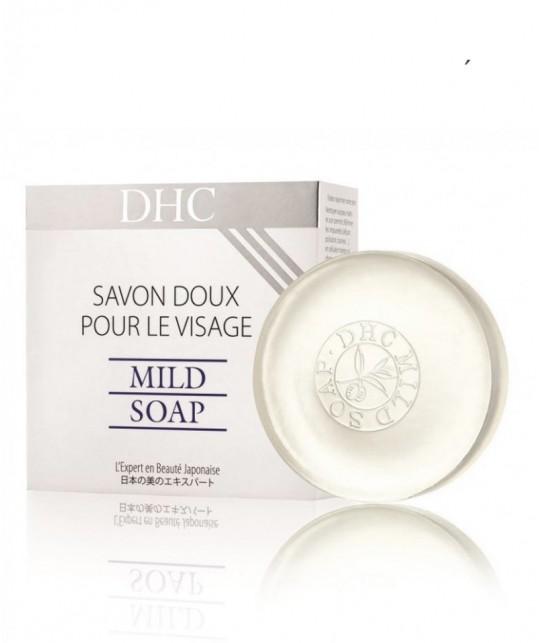 DHC Savon adoucissant Mild Soap transparent skincare Japon beauté clean