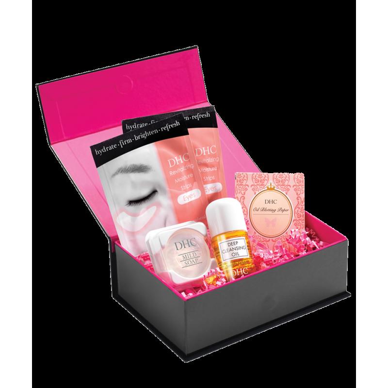 DHC skincare Beauty Bento Box Hautpflege