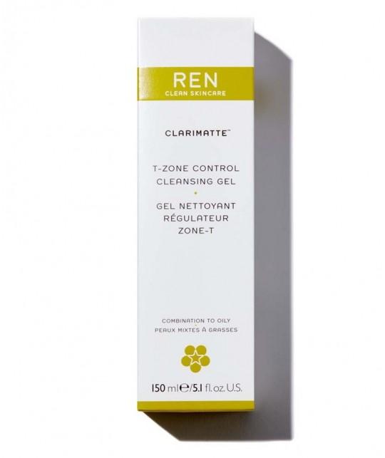 REN Clarimatte T-Zone Control Cleansing Gel Reinigungsgel