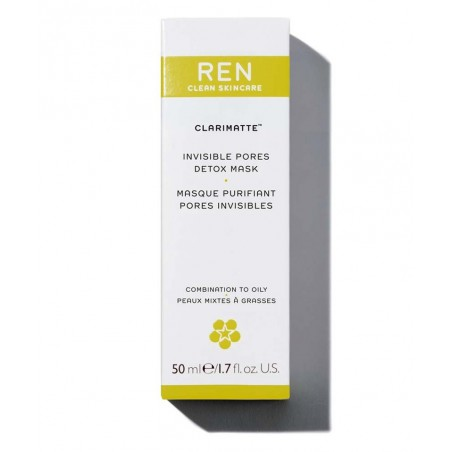 REN Clarimatte Invisible Pores Detox Mask skincare