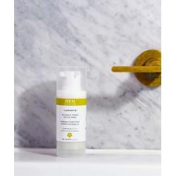 REN  Masque Purifiant Clarimatte peau acnéique soin visage végétal cosmétiques naturel