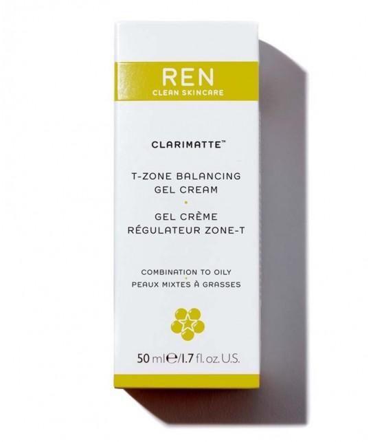 REN Clarimatte™ T-Zone Balancing Gel Cream
