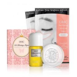 DHC Beauty Bento Skincare  l'expert en beauté japonais soin visage naturel teint peau douce sensible