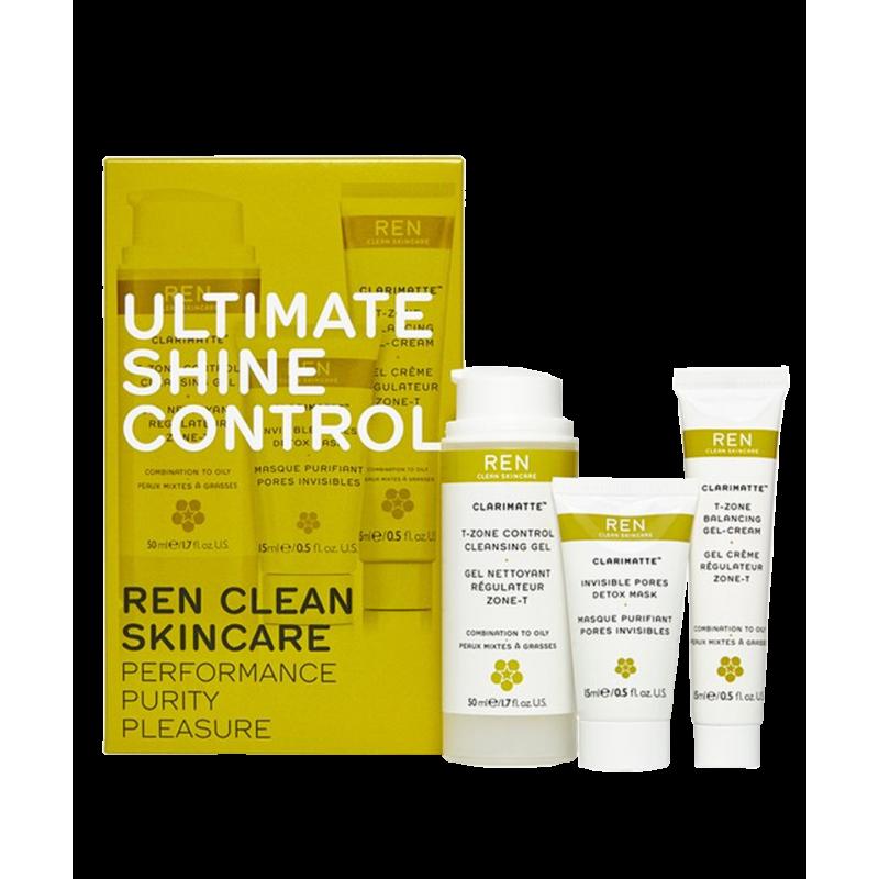 REN Skincare - Clarimatte™ Kit Découverte Soin Visage Peaux Mixtes