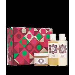 REN clean skincare Moroccan Rose Trio Gift Set