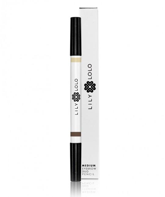 Eyebrow Pencil Lily Lolo - Duo medium