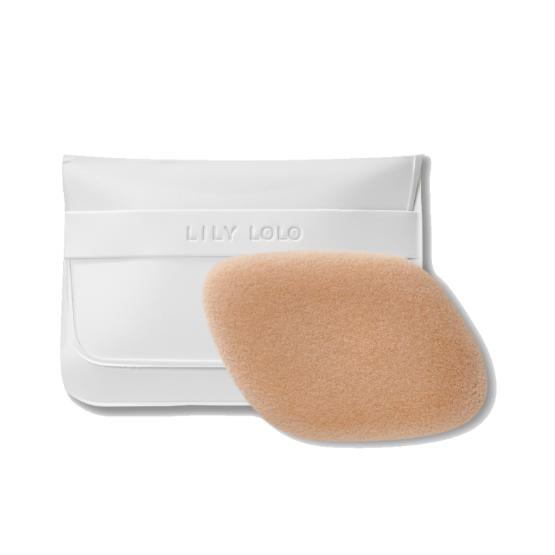 Lily Lolo Flocked Sponge mineral cosmetics
