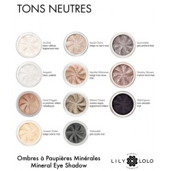 Lily Lolo - Lidschatten Mineral Eye Shadow Miami Taupe Naturkosmetik