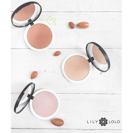 Lily Lolo - Enlumineur de Teint Mineral Compact Illuminator Bronzed