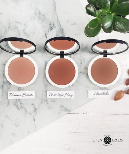LILY LOLO Pressed Mineral Bronzer Montego Bay