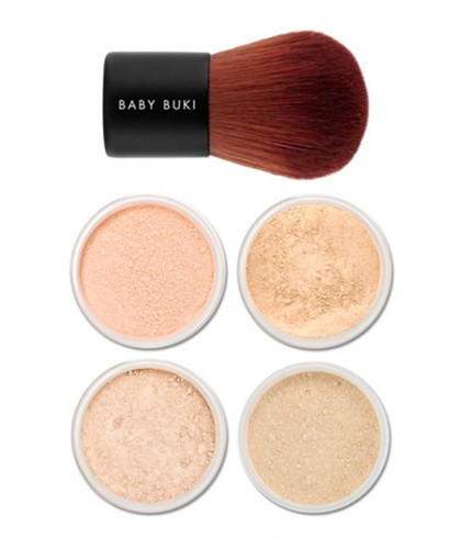 Lily Lolo mineral cosmetics Foundation Starter Collection Light