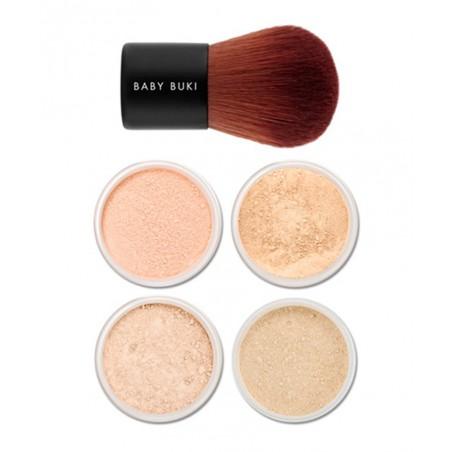 Lily Lolo Offre découverte maquillage minéral teint poudre libre pinceau peau acnéique sensible imperfections