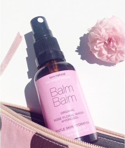 Balm Balm organics - Eau Florale Rose bio (spray 30ml)