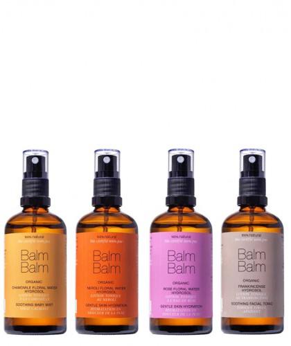 BALM BALM - Organic Rose Flower Water 100ml spray