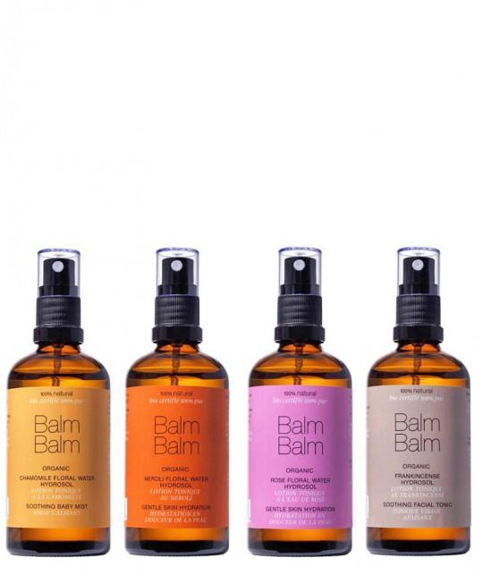 Balm Balm organics - Eau Florale Rose bio (spray 100ml)