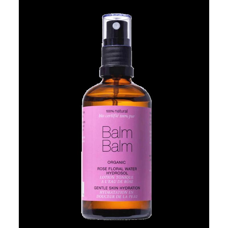 BALM BALM - Bio Rosenblütenwasser 100ml Spray