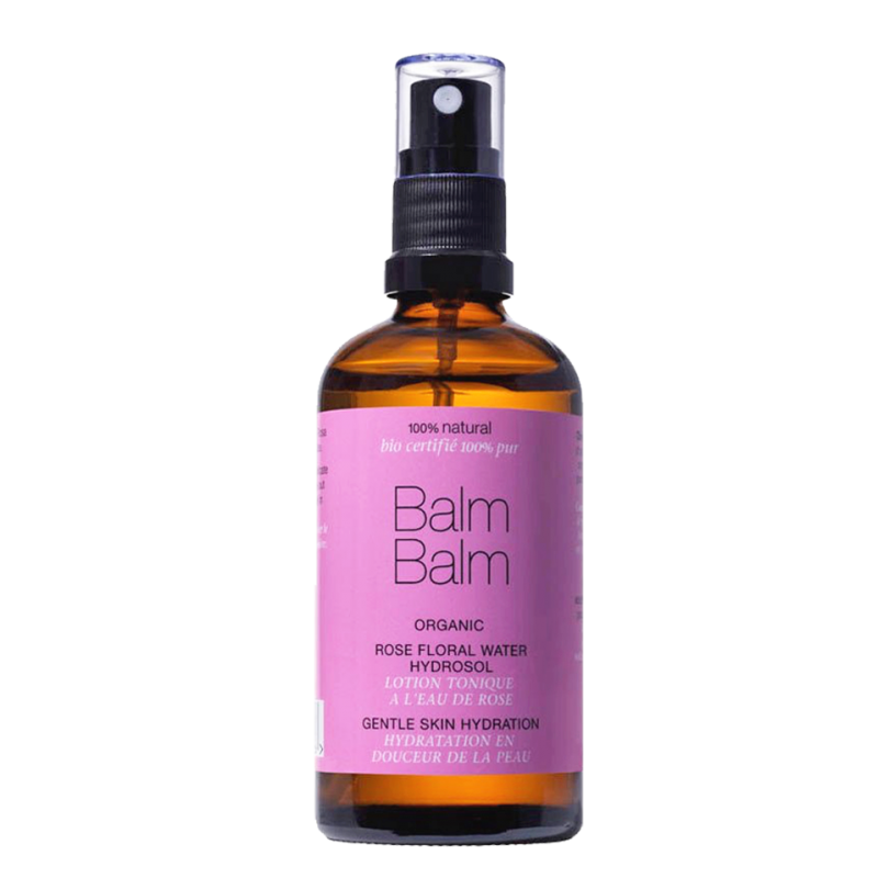 BALM BALM - Organic Rose Flower Water 100ml spray