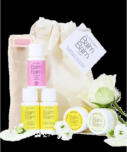 Balm Balm - Starter Kit Mini Bio Hautpflegeset