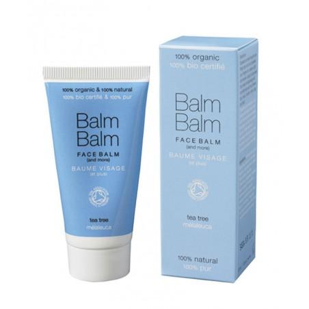 BALM BALM - Bio Gesichtsbalsam Tea Tree Akne