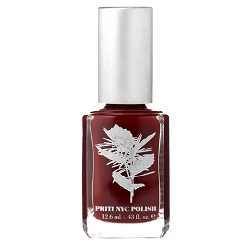 Priti NYC - Vernis à Ongles Flowers - 335 Red Ace Rose