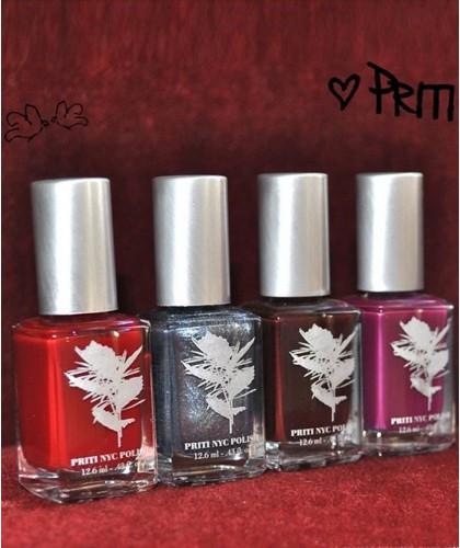 PRITI NYC - Vernis à Ongles Flowers - 369 Magic Man Iris