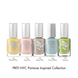 Priti NYC - Vernis à Ongles Flowers - 437 Mermaid Rose