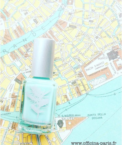 Priti NYC Natural Nail Polish 499 Lungwort
