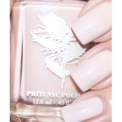 Priti NYC - Vernis à Ongles non-toxique Flowers - Pink Jewel Carnation rose pâle vegan