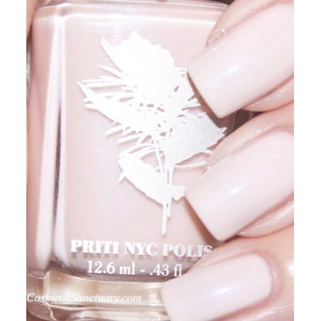 Priti NYC - Vernis à Ongles Flowers - Pink Jewel Carnation